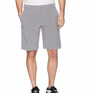 IZOD Flat Front Gray 9.5 shorts